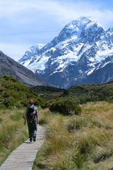 Der Weg zum Berg