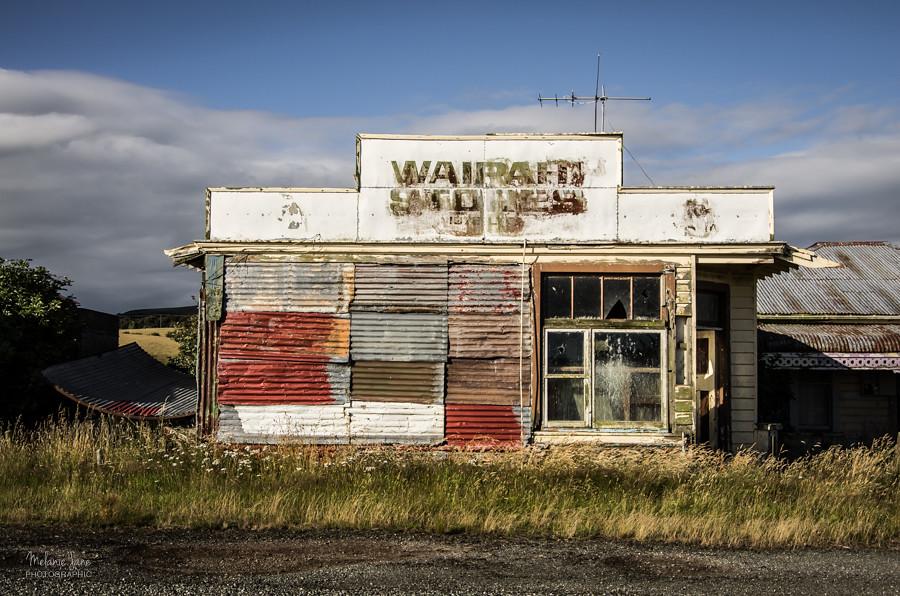 Building at Waipahi