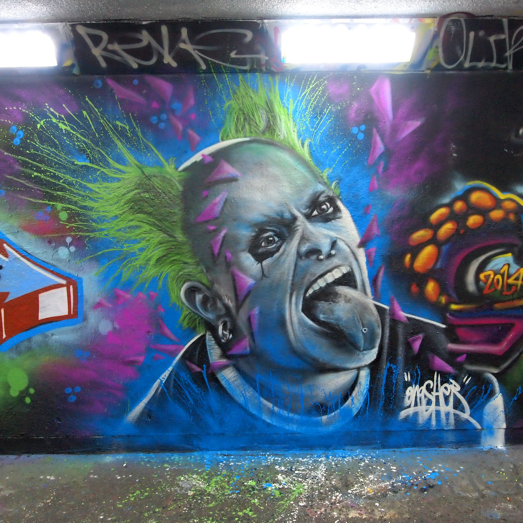Firestarter | The Prodigy Keith Flint | David Nash | Flickr