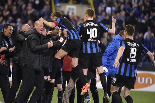 Club Brugge - Cercle Brugge