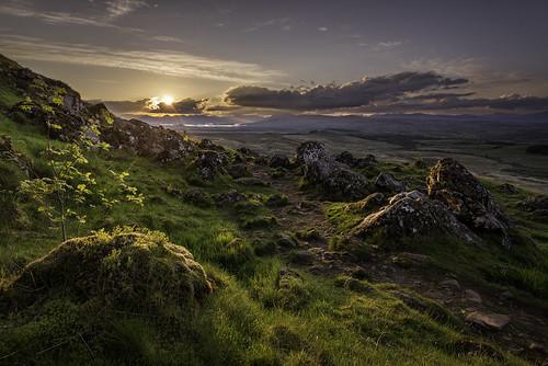 sunset scotland lochlomond queensview auchinedenhill layoftheland nikond800 nikonafsnikkor1635mm14gedvr