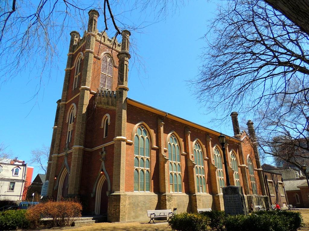 Little Trinity Church (Anglican / Episcopal) .... Toronto,…   Flickr