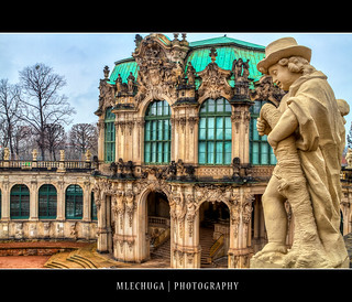 Dresden - Zwinger Palace | by MLechuga Photography