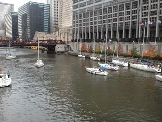 20121017 01 Chicago River @ Washington Blvd. | by davidwilson1949