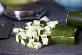 diced zucchini | by smitten kitchen