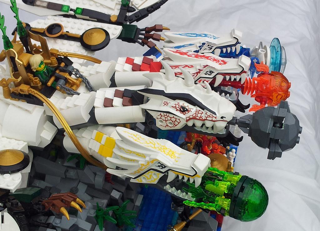 Lego Ninjago Ultra Dragon The Dragon Was Created Well Ov Flickr