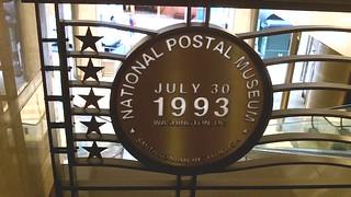 A Glimpse of the National Postal Museum, Washington, D.C.