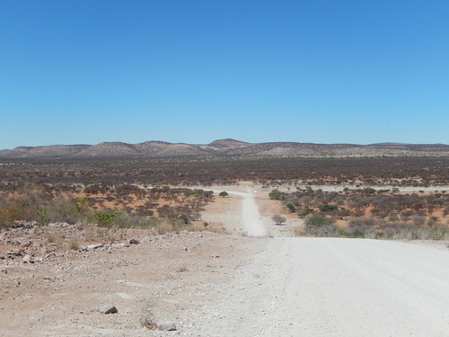 Opuwo naar Sesfontein