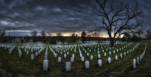 panorama sunrise dawn washingtondc districtofcolumbia nikon arlingtonnationalcemetery hdr arlingtonva scottmcleod dramaticclouds photomatixpro nikond800 dscottmcleod
