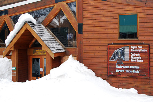 Rogers Pass Discovery Centre, Rogers Pass, BC Rockies, Kootenay Rockies, British Columbia, Canada