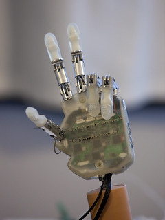 LifeHand 2 - Robotic Hand - Electrodes - Other Devices | by Università Campus Bio-Medico di Roma