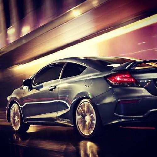 2014 #Honda #Civic #coupe Photo