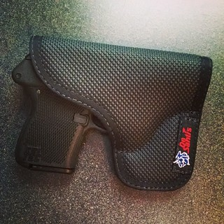 Kel Tec  380 in DeSantis pocket holster #edc #ccw | via Inst… | Flickr