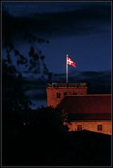 Koldinghus at Midnight