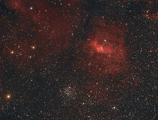 M52 and NGC7635 | by zocky40