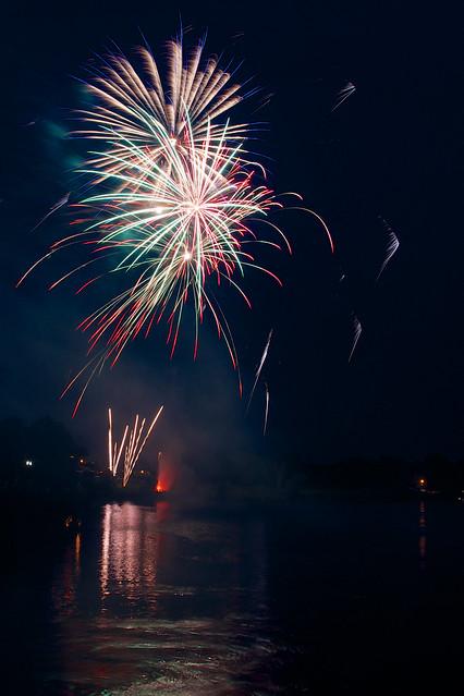 Fireworks, Canada Day, July 1, 2013 #24