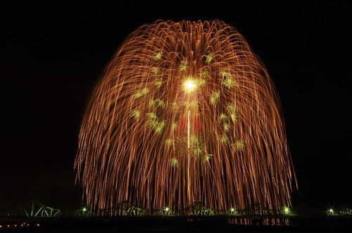 2013 長岡まつり大花火 Fireworks in Nagaoka Festival