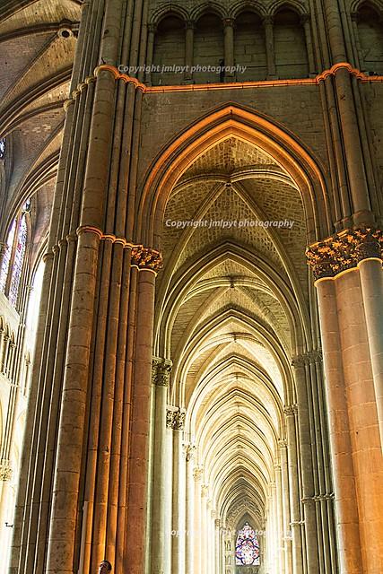 Cathédrale Notre-Dame de Reims, Champagne-Ardenne, France, August 2013