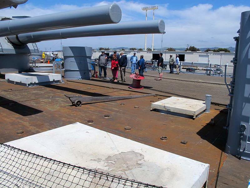Die USS Iowa (9)