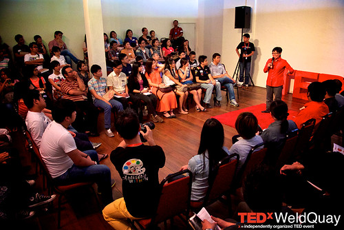 TEDxWeldQuay - Goh Choon Ean | by TEDxWeldQuay