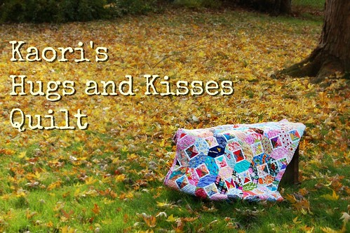 Kaori's Quilt Title Photo | by Sarah.WV