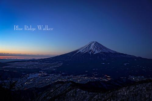 富士山 mtfuji mitsutouge
