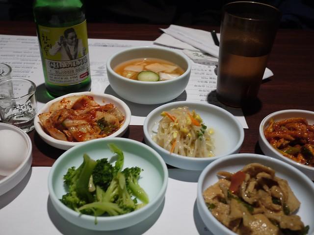月, 2014-01-13 19:42 - ブッチャンドン(Natural Tofu Restaurant)