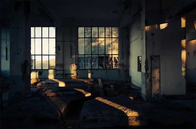 Abandoned's light
