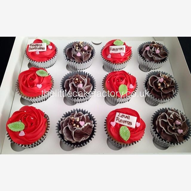 Love Cupcakes Delivery Essex Surprise Vanilla Cake F Flickr