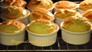 soufflé sfuocati in forno | by mammadaia