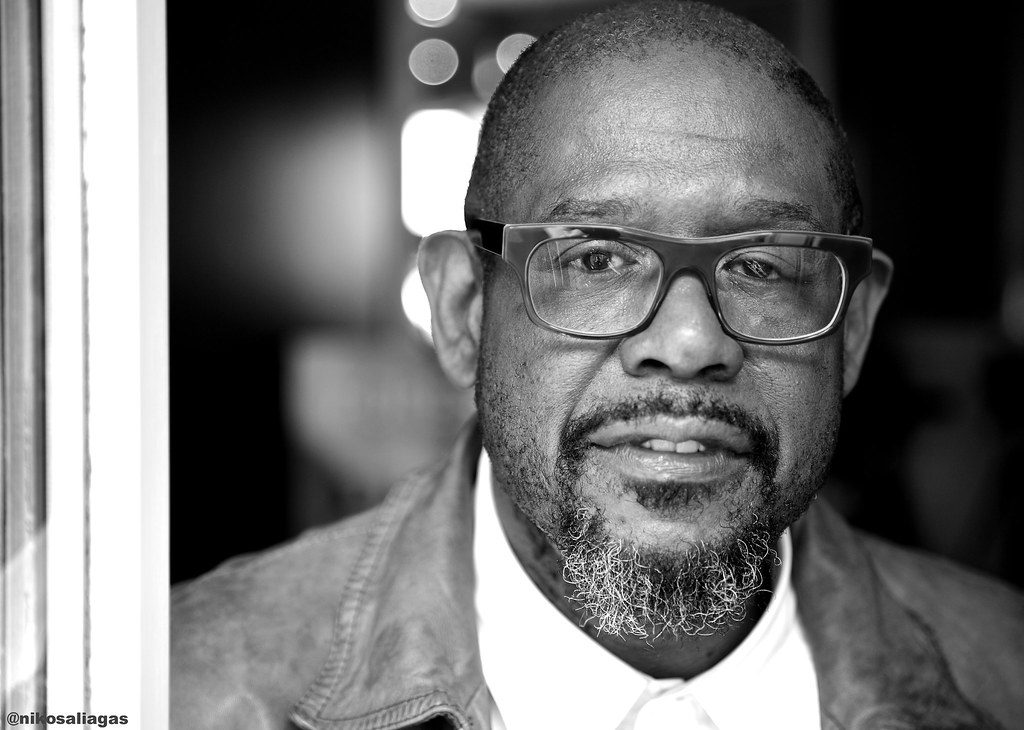 #Paris the great actor @ForestWhitaker #interview @europe1 #lesincontournables