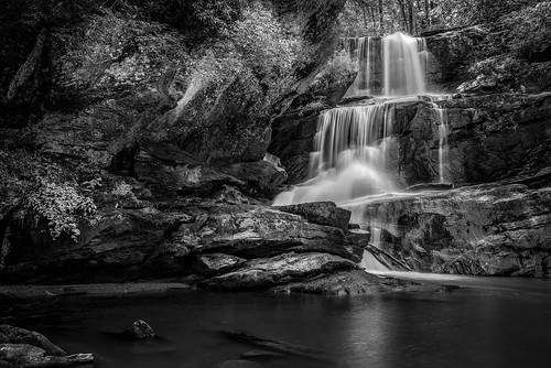 trees nature water landscape landscapes waterfall rocks northcarolina saluda waterflow westernnorthcarolina flowingwater littlebradleyfalls