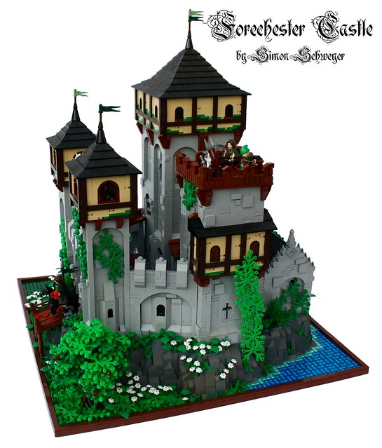 Forechester Castle