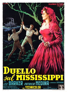 Duel on the Mississippi (1956)