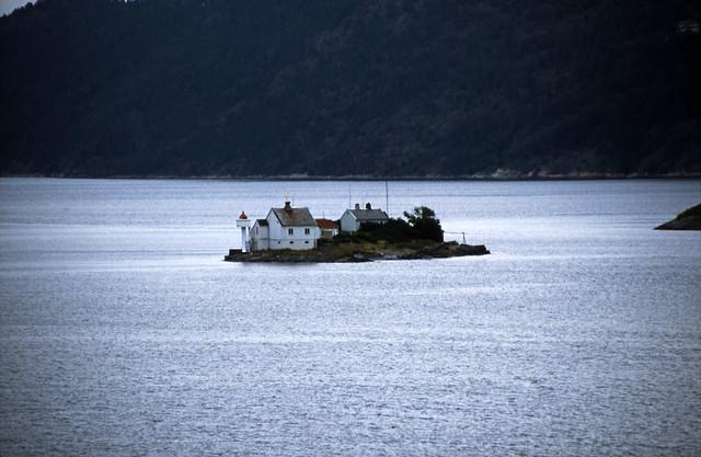 Norwegen 1998 (011) Oslofjord: Fyrsteilene