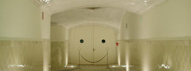 Smile door