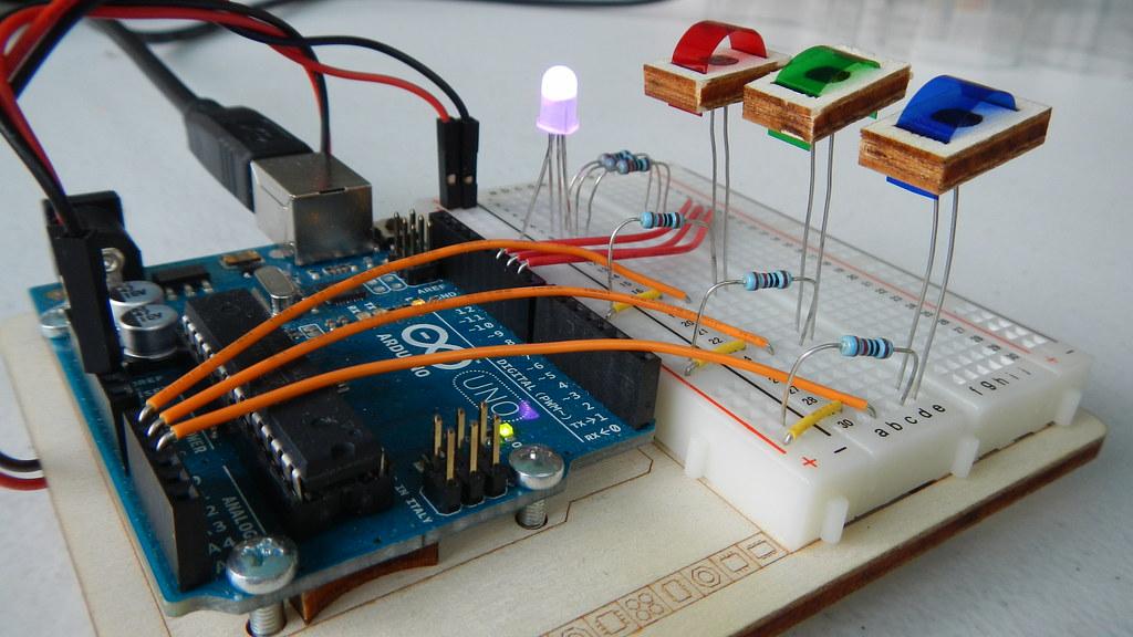 kit drone arduino