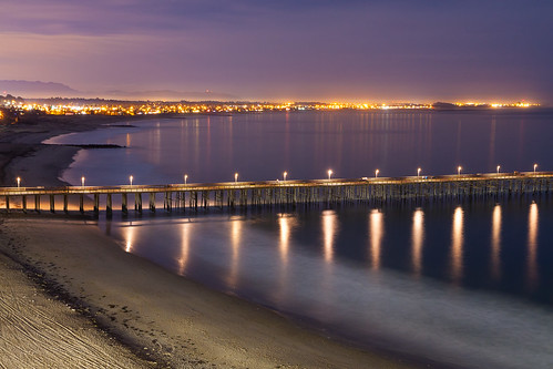 Ventura Pier At Night (60 sec. exposure) | by rockmixer