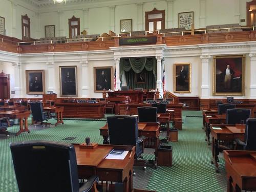 Floor of the Texas Senate Chamber | by Arthur's Photographs