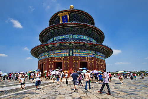 Temple of Heaven | by mdalmuld