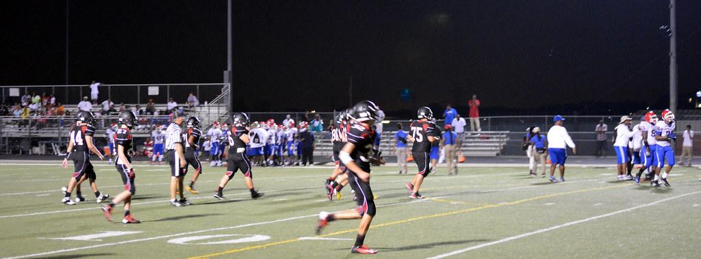 CHHS Freshman Black vs Duncanville