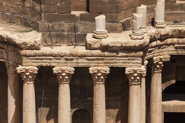 Bosra -VI: The Great Theatre