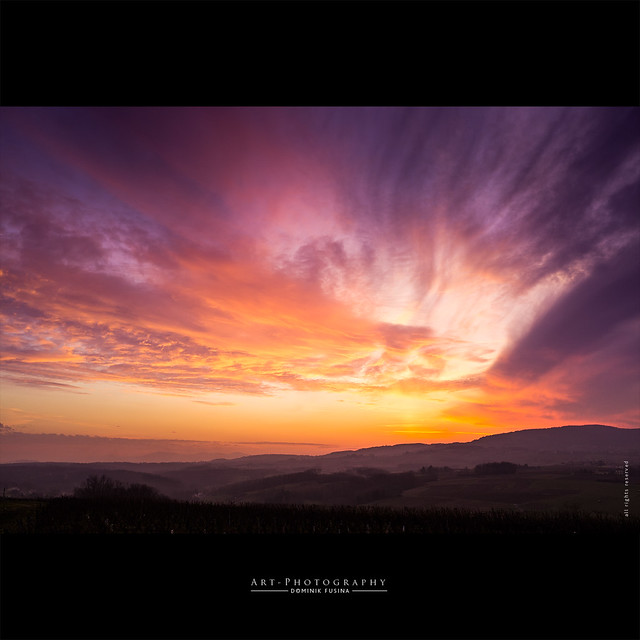 Beaujolais Sunset   FUJI x100s