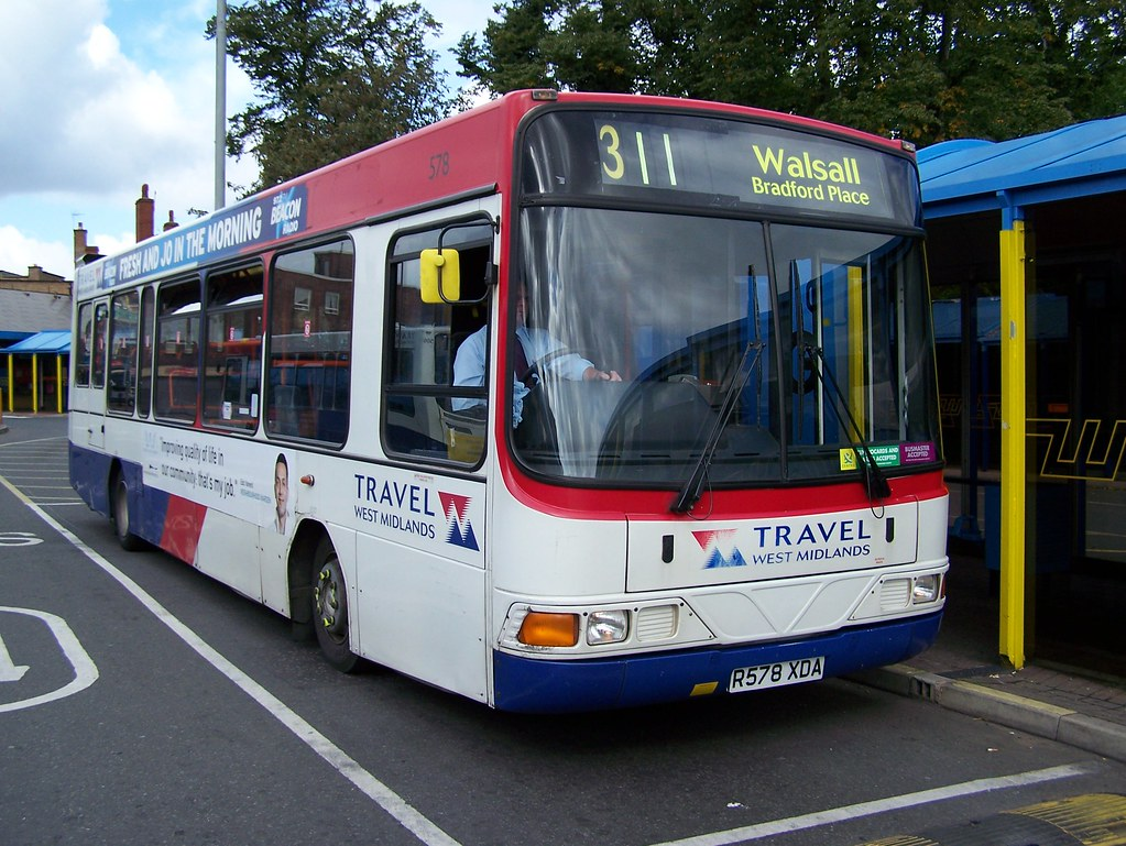 060827-104625 (West Midlands Travel Ltd  578-R578XDA) | Flickr