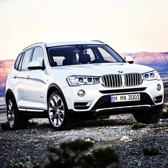 This Is It The All New 2015 Bmw X3 Xline Edition Part Flickr