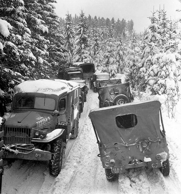 St Vith 1945