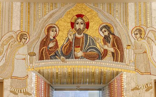 Eucharistic Parousia
