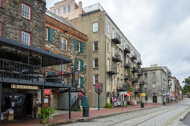 Savannah - River Street