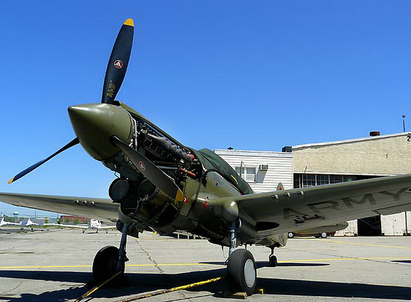 Кертисс P-40 Warhawk 22 (25)