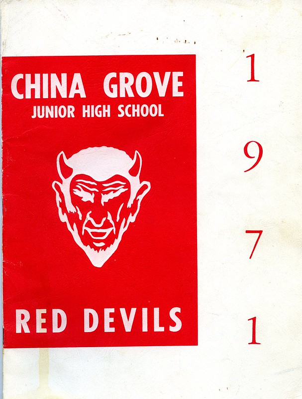 South Red Devil 1971 Tim310